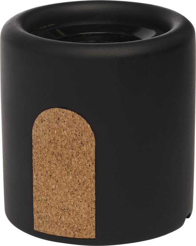 Динамик Bluetooth® из натурального известняка и пробки